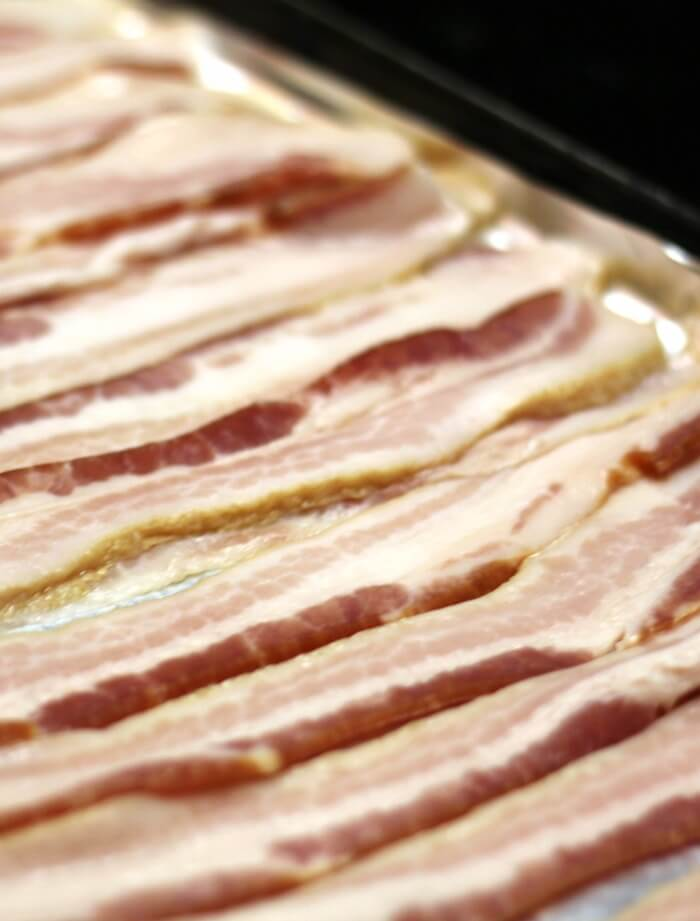 BAKING BACON