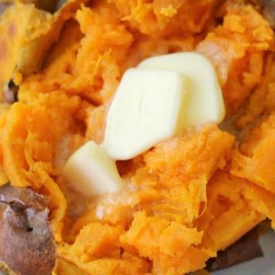Baked Sweet Potato – How to Bake Sweet Potatoes