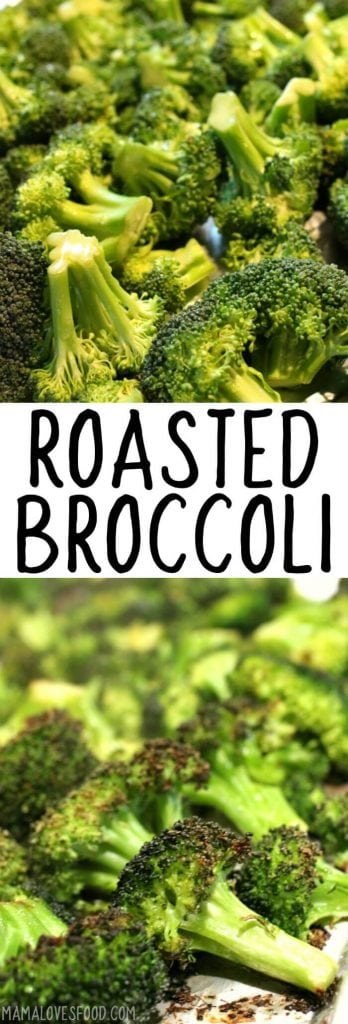 HOW LONG TO ROAST BROCCOLI