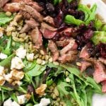 BEST STEAK SALAD