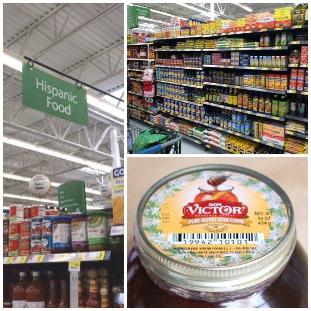 Don Victor Honey at Walmart