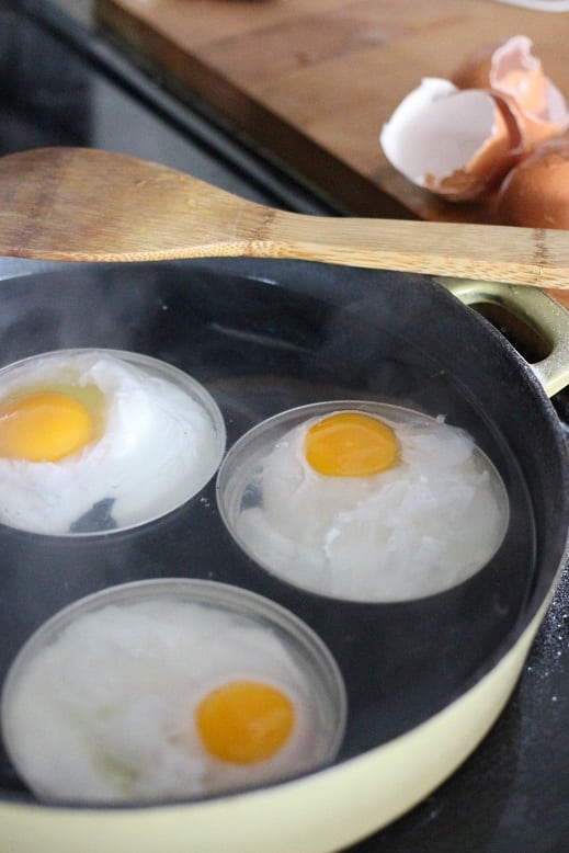 No Fail Egg Poaching