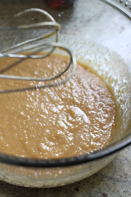 Peanut Butter Dark Chocolate Granola Recipe