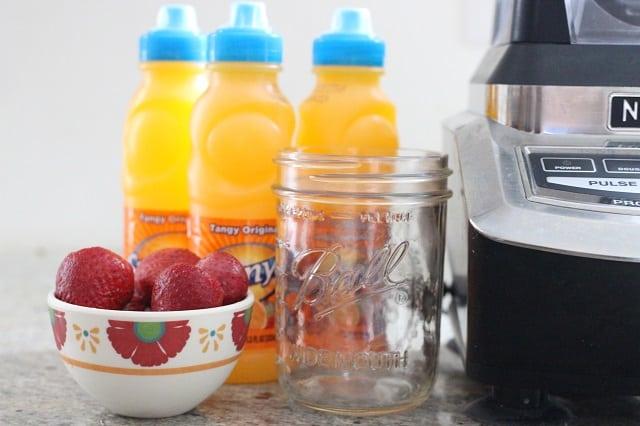 Simple Fruit Slush Recipe