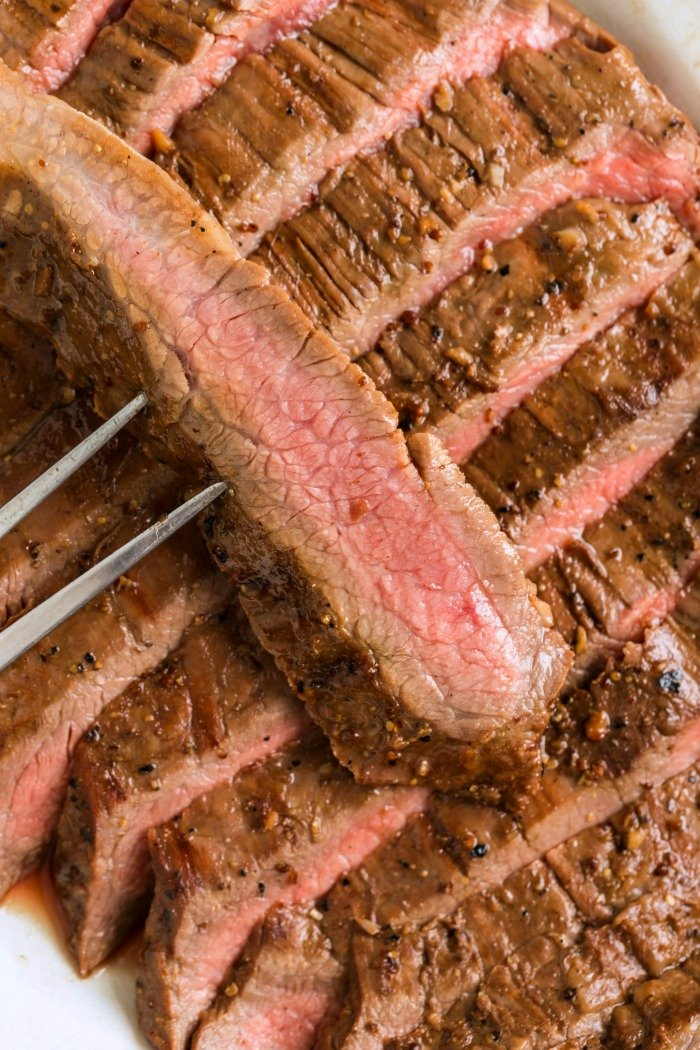 BEST FLANK STEAK MARINADE RECIPE