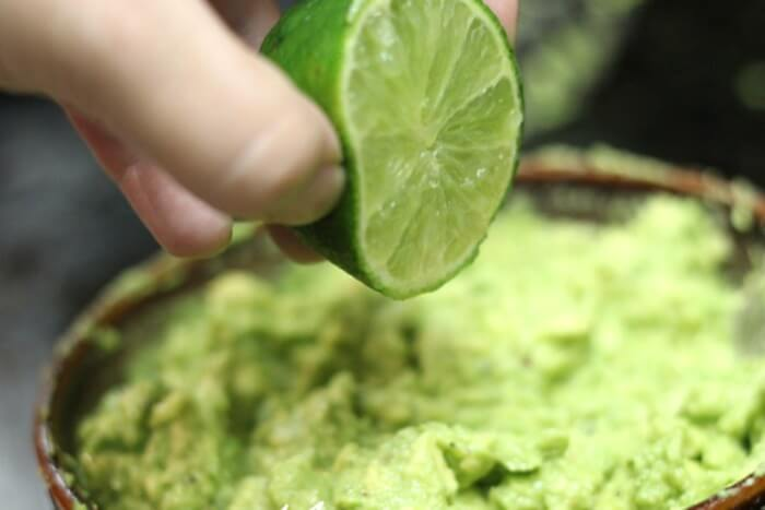 GUACAMOLE RECIPE SIMPLE
