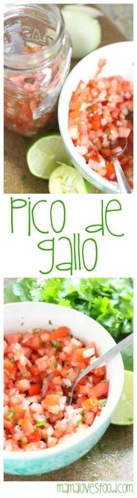 Pico de Gallo Recipe!