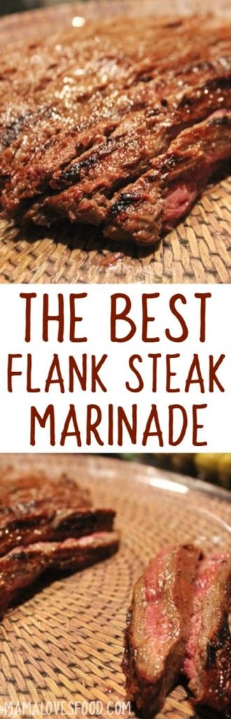 How to Make the Best Flank Steak Ever