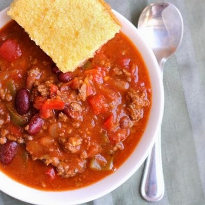 Wendy's Chili Copycat Recipe – How to make Wendy's style chili at home!