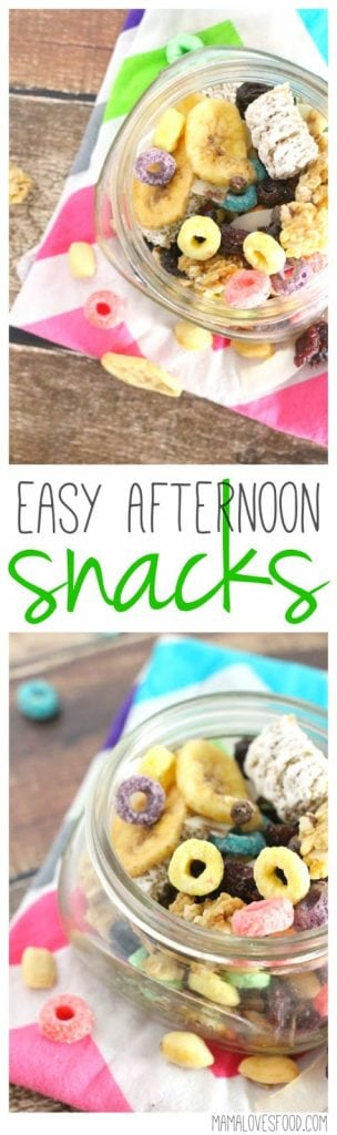 Snack Grab Bags for Busy Afternoons