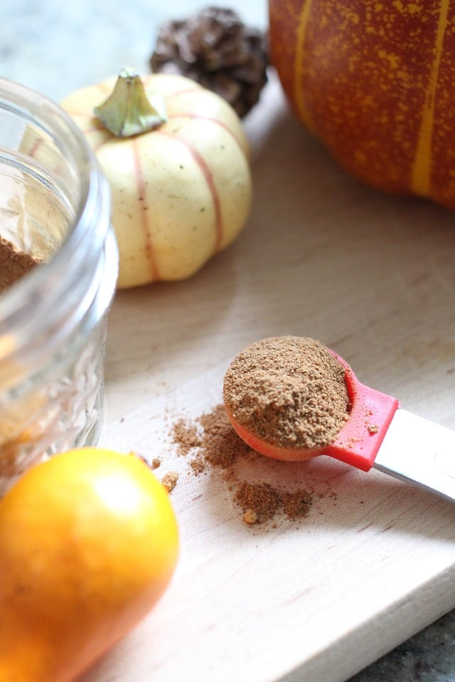 Pumpkin Pie Spice Blend Recipe