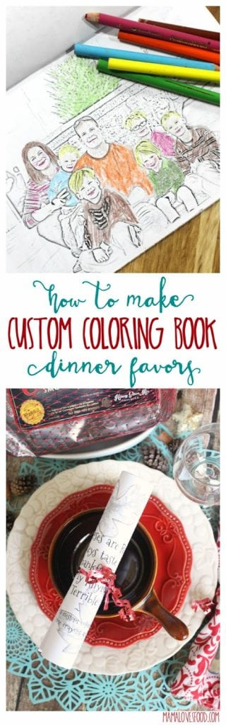 How to Make Custom Coloring Pages