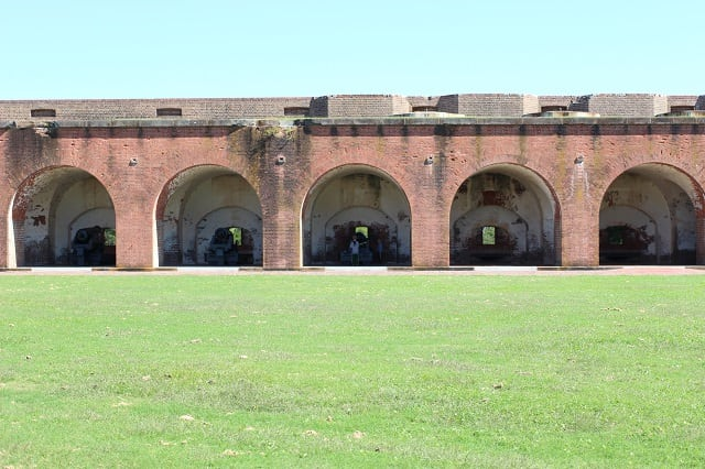 Fort Pulaski National Monument, Savannah GA