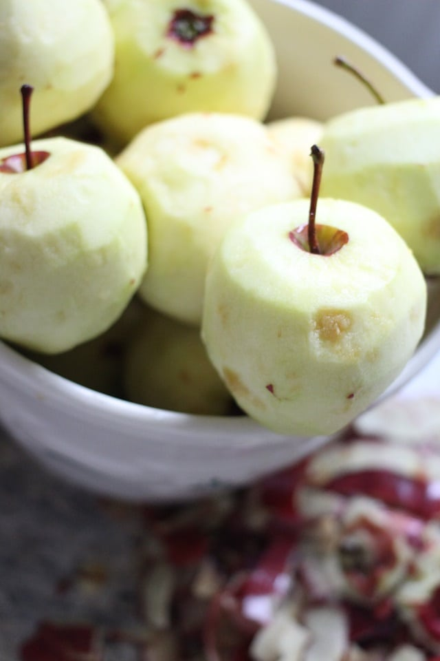Brown Sugar Cinnamon Skillet Apples Recipe