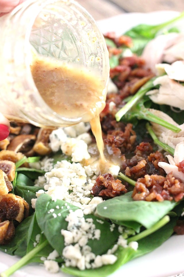 Bacon Maple Dijon Salad Dressing Recipe