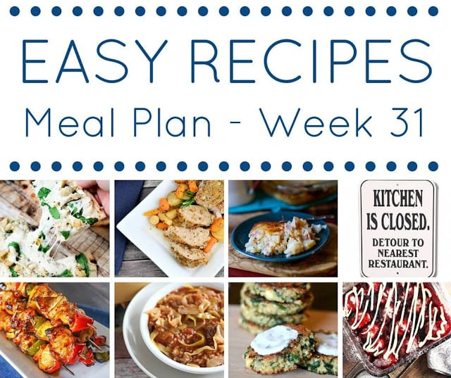 Easy Dinner Time Recipes: The Easy Dinner Recipes Meal Plan