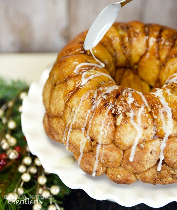 Buttered Rum Monkey Bread from Sprinkle Some Fun