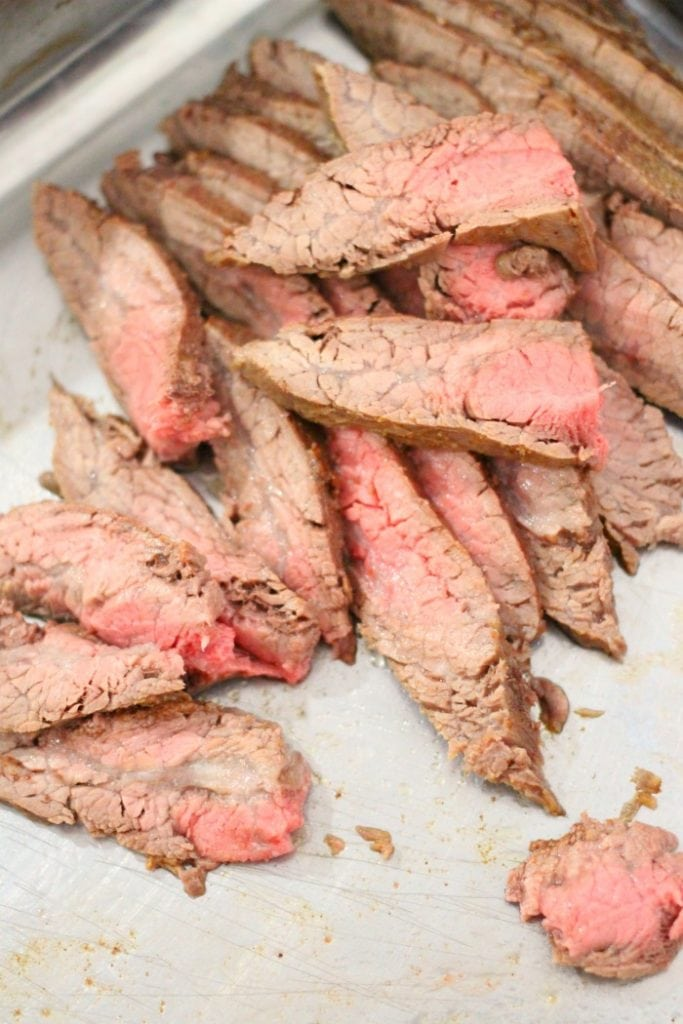 how to broil a perfect flank steak mama loves food