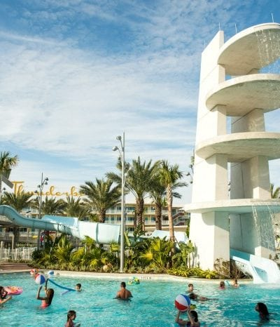 5 Reasons Cabana Bay Beach Resort is the Perfect Family Hotel