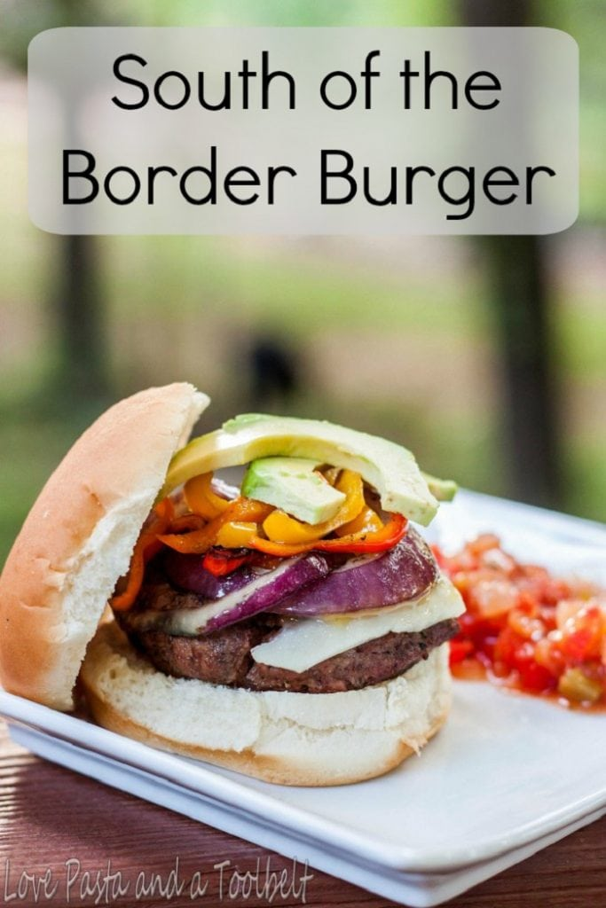 South of the Border Burger