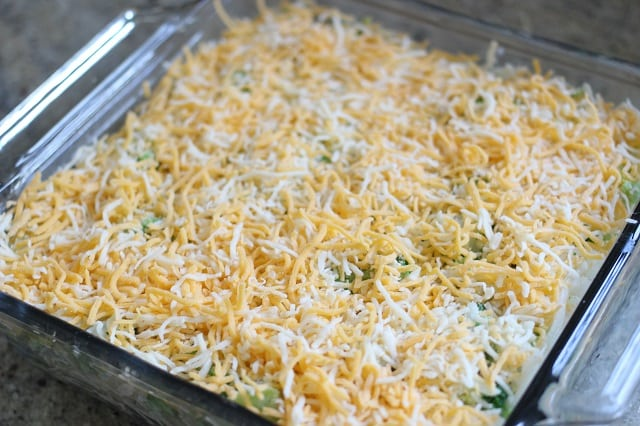 Broccoli Cheese Potato Casserole Recipe