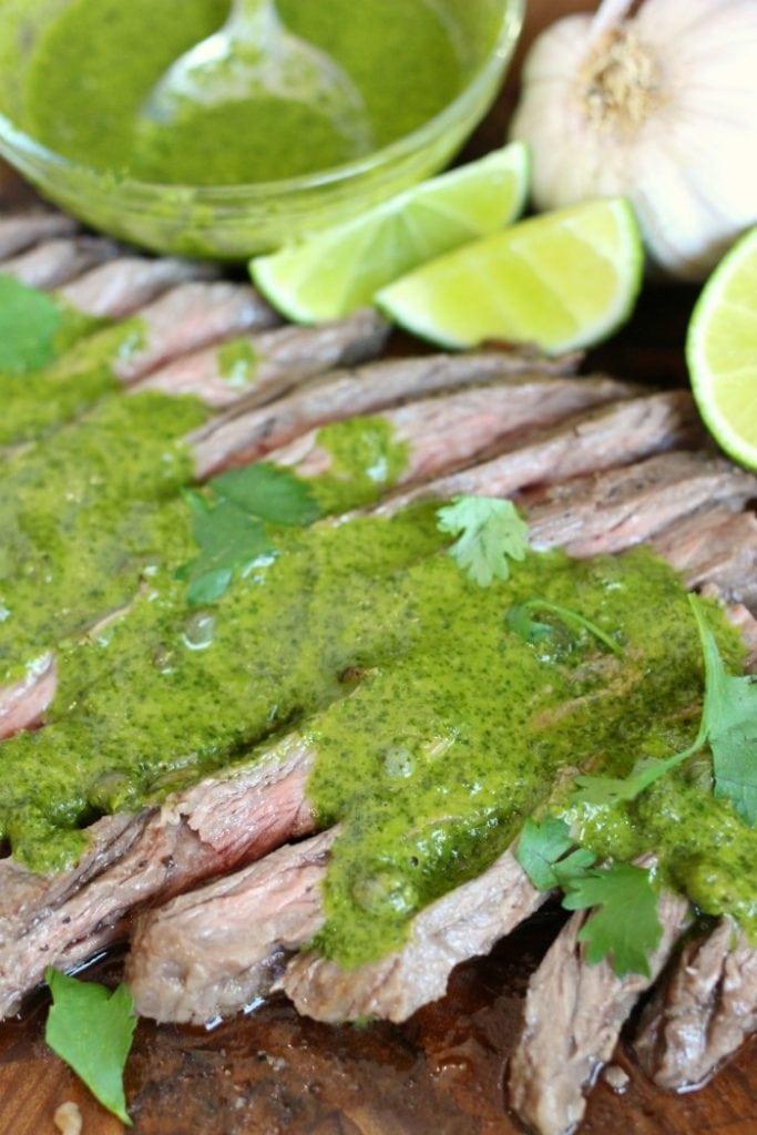 Easy Chimichurri Sauce Recipe