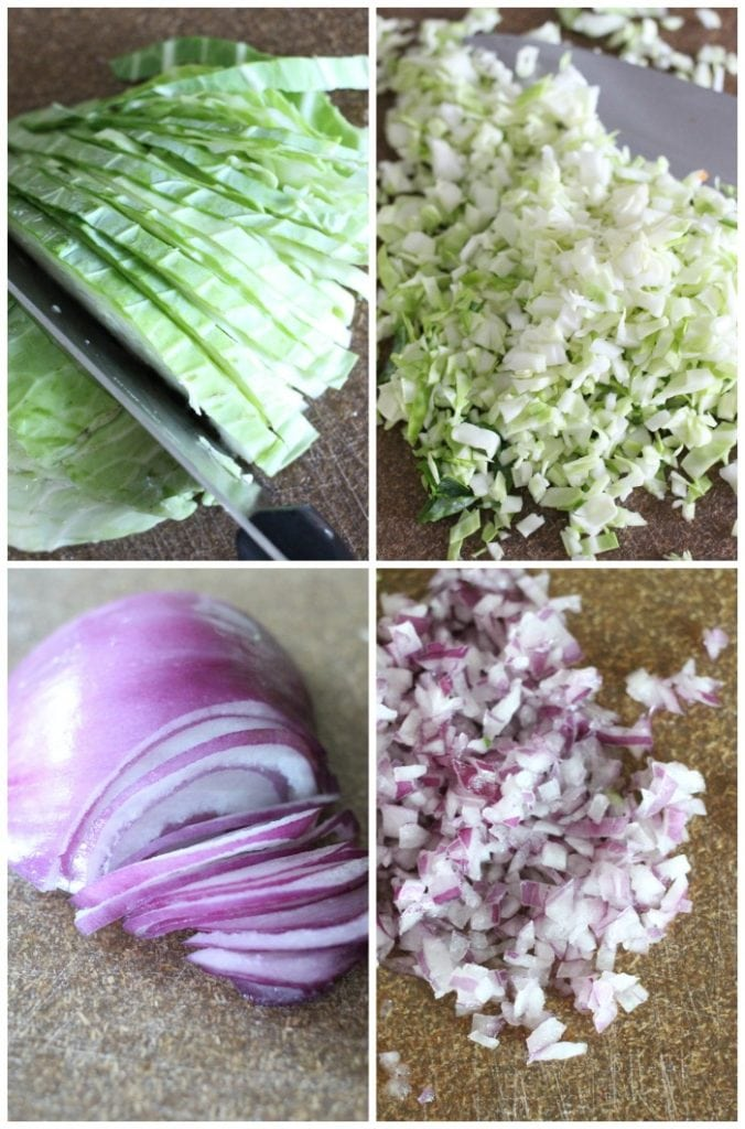 Malt Vinegar Coleslaw Recipe