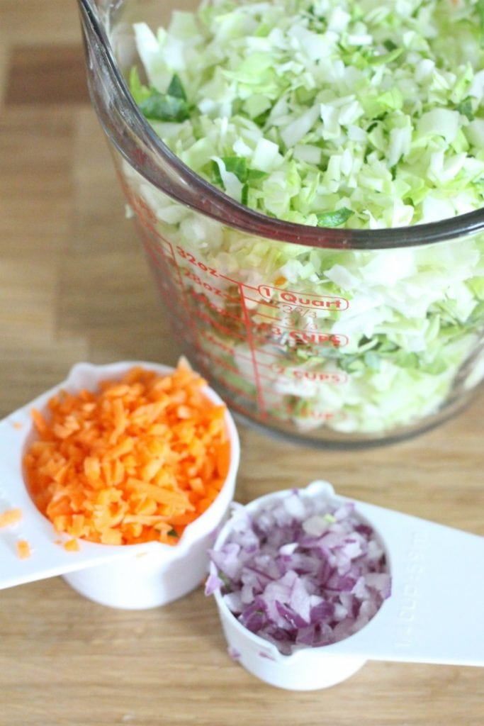 Malt Vinegar Coleslaw Recipe