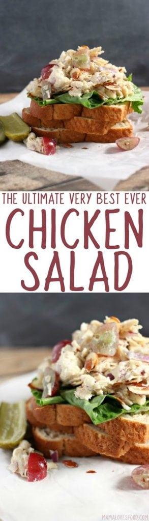 how do you make chicken salad