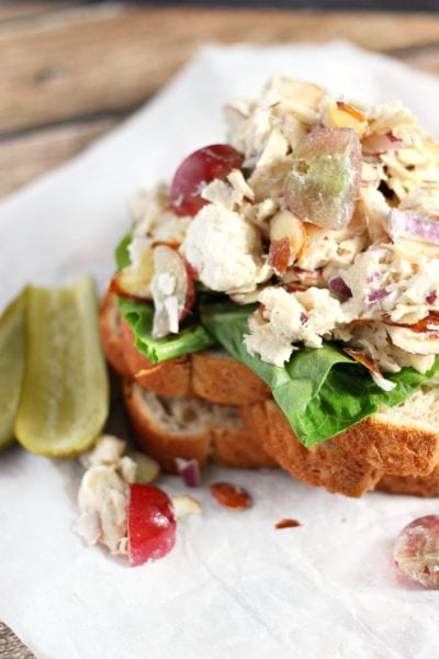 The Best Chicken Salad Recipe – Fresh and Fruity Chicken Salad Recipe