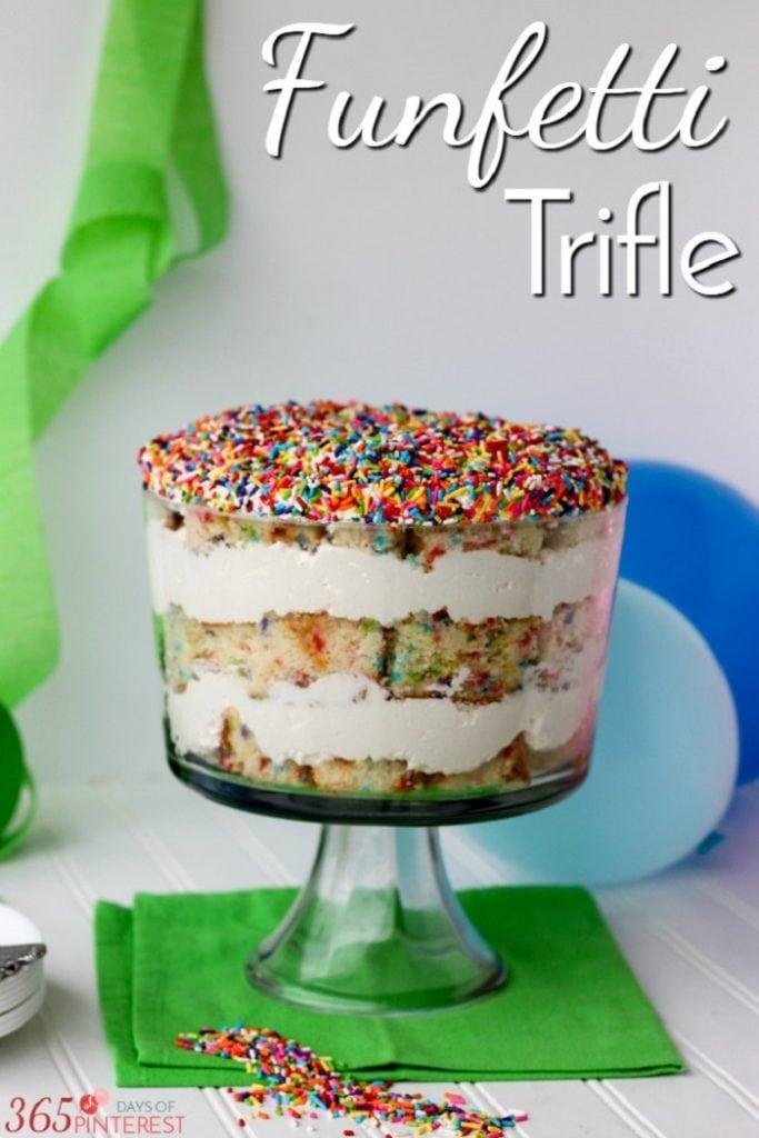 Funfetti Trifle