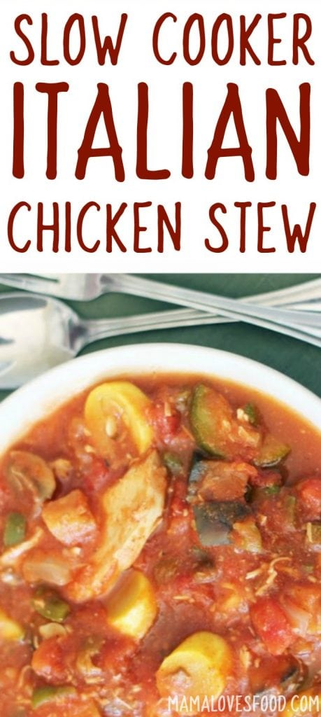 How to make Chicken Cacciatore in the Crock Pot