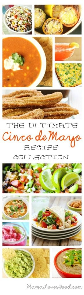 The Ultimate Cinco de Mayo Recipe Collection