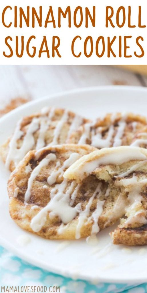 Cinnamon Roll Cookie Recipe