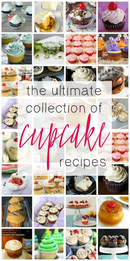 The Ultimate Collection of Cupcakes for Every Season!