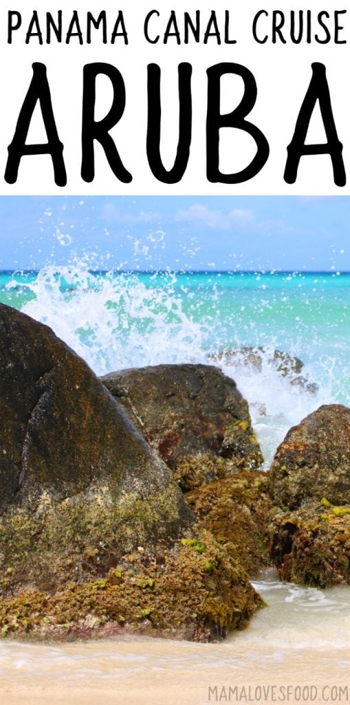 Aruba Cruise Port Princess Cruise - What to do in Aruba