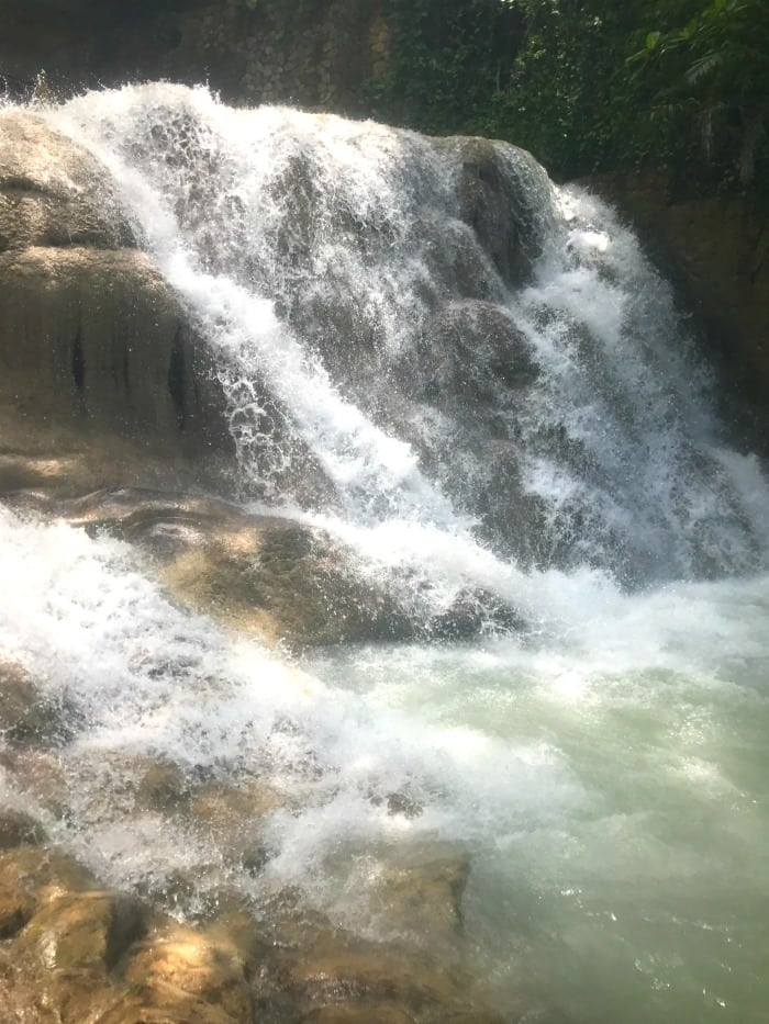why you should visit dunns river falls in ocho rios jamaica