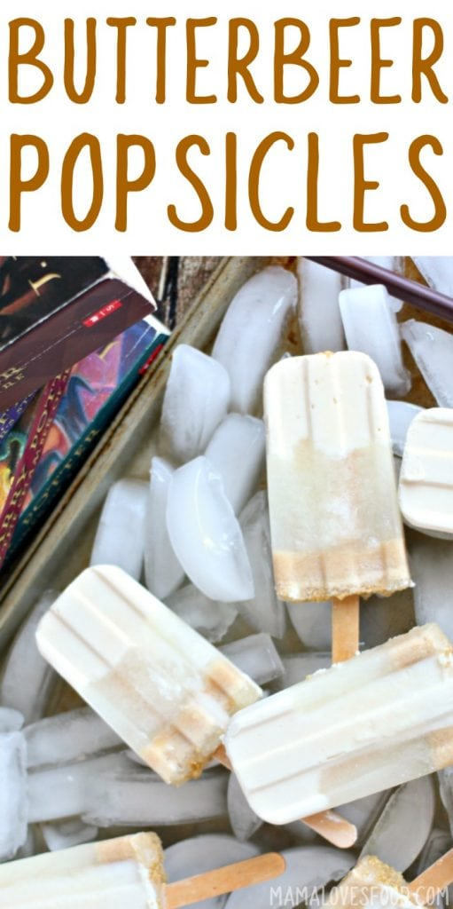 butterbeer popsicles recipe