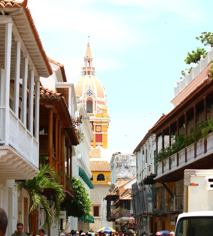 should i visit cartagena colombia
