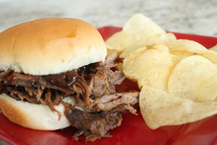 Instant Pot Barbecue Beef