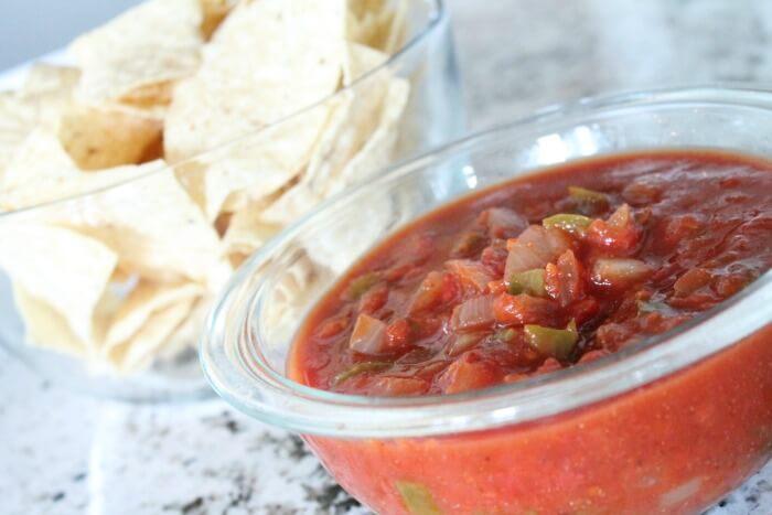 Instant Pot Salsa