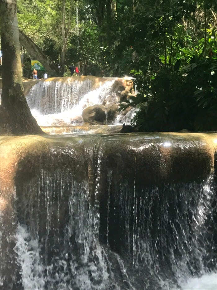 dunns river falls waterfall cruise excursion