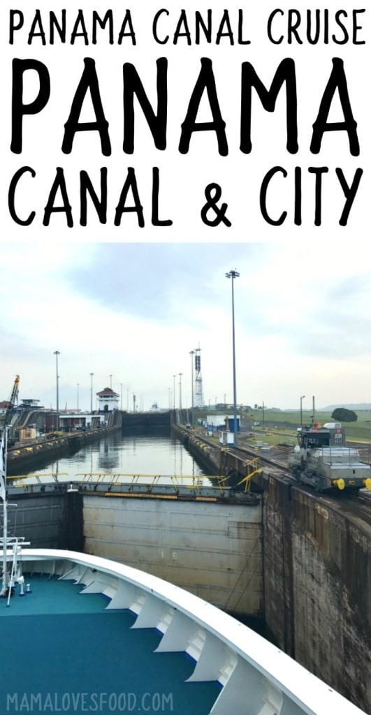 Panama Canal and Panama City - Ten Day Cruise through the Panama Canal