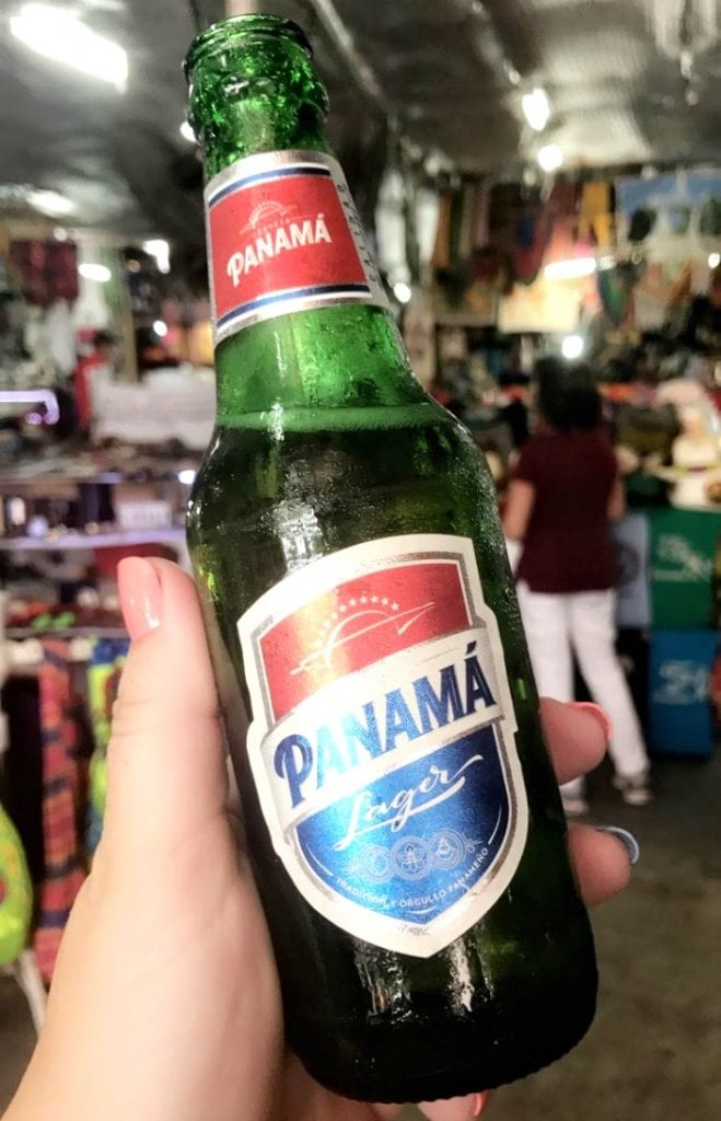 local beer called panama