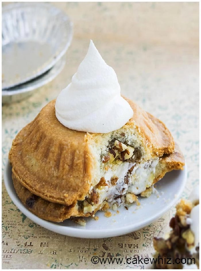Easy Pecan Pie Sandwich