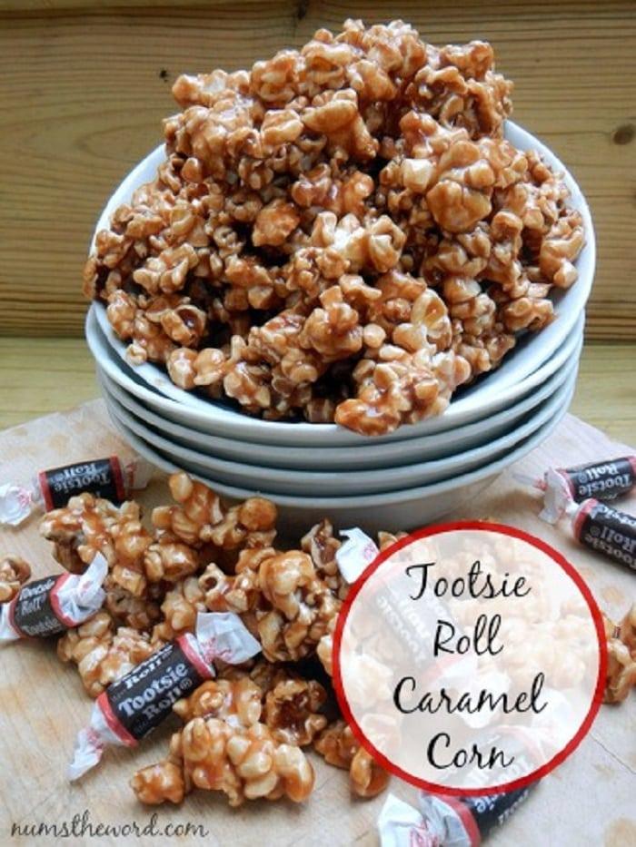 Tootsie Roll Caramel Corn