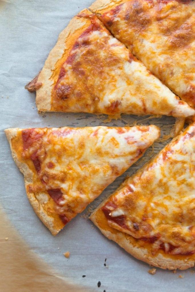 bisquick pizza dough
