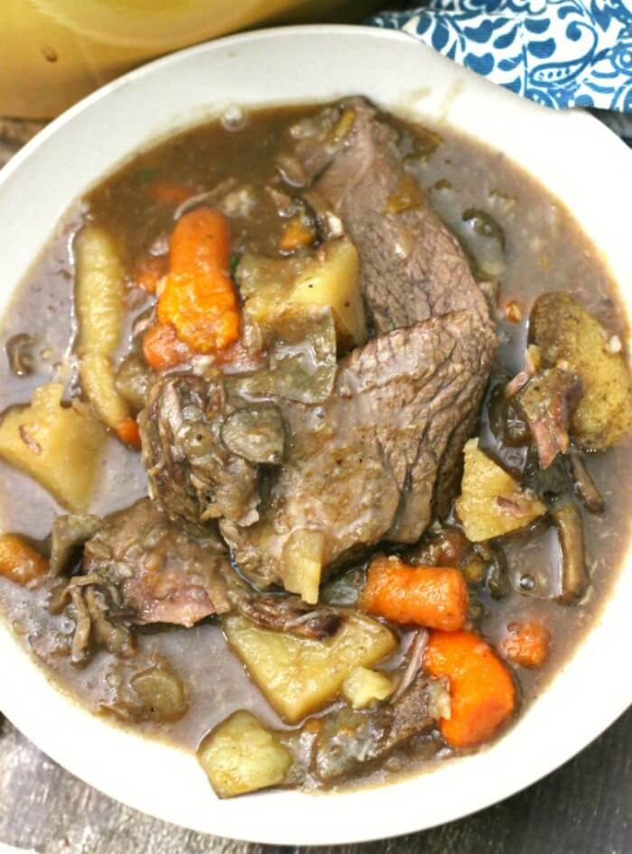 PERFECT POT ROAST RECIPE