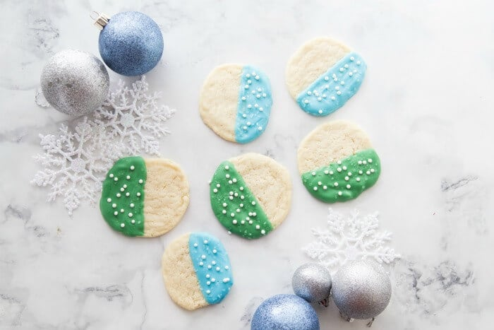 holiday sugar cookie