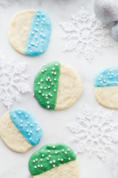EASY HOLIDAY COOKIES